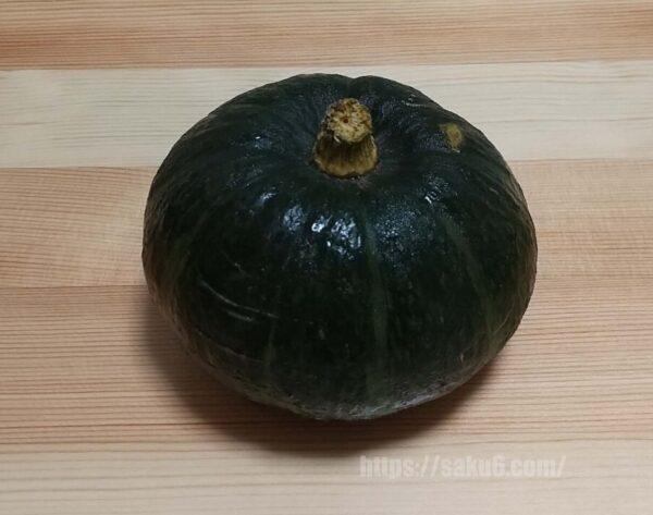 坊ちゃんかぼちゃ